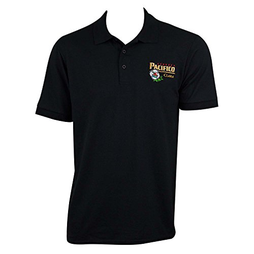 Beer Polo Shirts (Pacifico Jersey Knit Polo Shirt X-Large)
