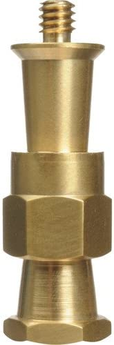 6 Pack Impact Standard Stud for Super Clamp with 1//4-20 Male Threads