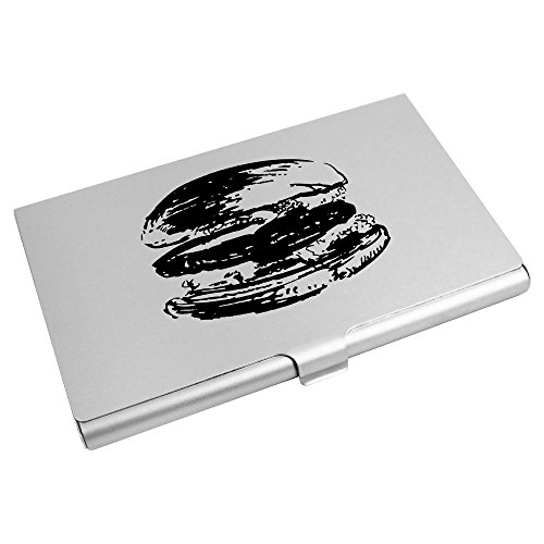 Azeeda Card Business Wallet Burger' CH00016044 Card Holder 'Tasty Credit q7wgrq