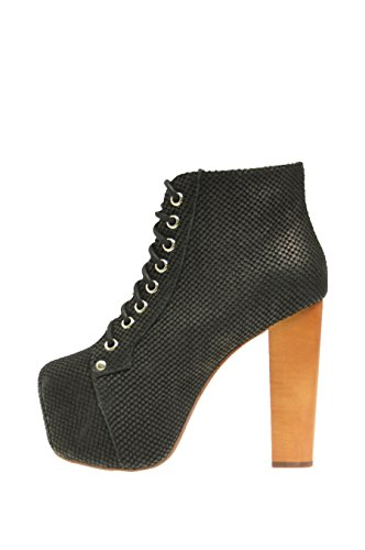JEFFREY CAMPBELL LITA LEA SCALE BLACK