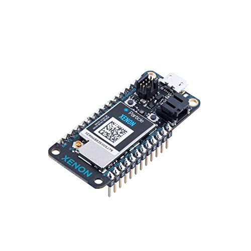(PARTICLE | Xenon IoT Development Board | Acts as a Mesh Network Endpoint or Repeater | Built-in Battery Charging Circuitry | Internet of Things Products | Mesh + Bluetooth)