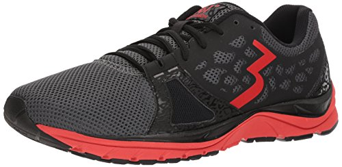 Poision Risk Red Men 361 361 Running Shoe Castlerock qxESOE8wZ