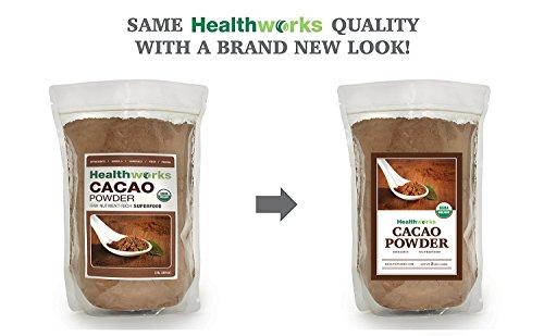 Healthworks Cacao Powder Organic, 3lb by Healthworks (Image #7)'