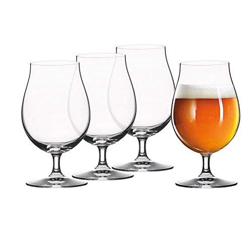 Spiegelau Beer Classics Stemmed Pilsner Value Pack, 15-1/2-Ounce