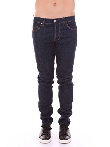 Uomo Jeans Blu Cotone Marke64blu Aglini 5g4Xqn