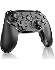 Wireless Game Controller for Nintendo Switch,Support version 5.1.0,Bluetooth Pro Controller Gaming Gamepad,Premium Quality Remote Joypad for Nintendo Switch,Console Gyro Axis Dual Shock