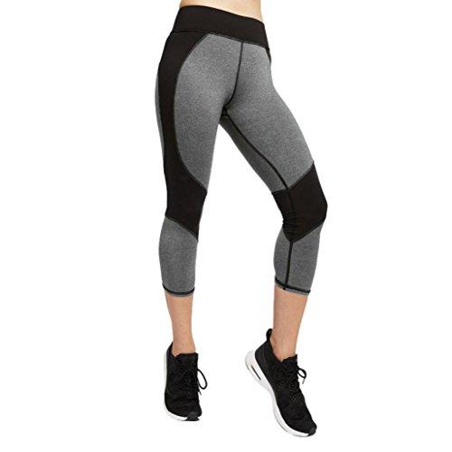 - Women Fashion Sports Trousers Athletic Gym Workout Fitness Yoga Leggings Pants