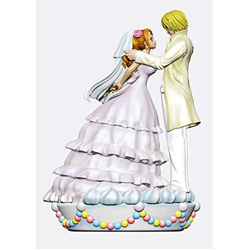 ONE PIECE LOGBOX RE BIRTH Whole Cake iIsland 4 type Japan import NEW ONEPIECE