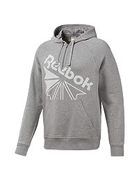 Reebok Classics Men's 1/2 Zip Over The Head Sweater