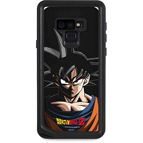 (Skinit Dragon Ball Z Galaxy Note 9 Waterproof Case - Goku Portrait Design - Sweat-Proof, Snow-Proof, Dirt-Proof, Dust-Proof Phone Cover)