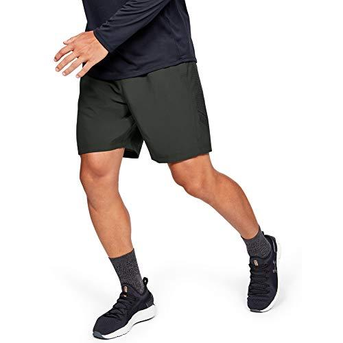 Under Armour Herren Woven Graphic Short ultraleichte und atmungsaktive Sporthose, robuste Sportshorts mit loser Passform