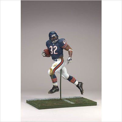 Chicago Bears McFarlane NFL Series-15 Cedric Benson Action Figure