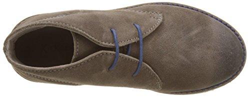 Kickers Unisex-Kinder Tymba Desert Boots Braun