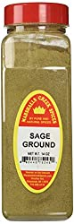 Marshalls Creek Spices X-large Size Sage, Ground, 14 Ounces