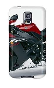 Galaxy S5 Yamaha Yzf Yamaha R1 2003 Print High Quality pc Gel Frame Case Cover