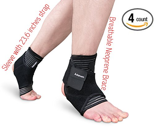 Neoprene Compression Protector Fracture Achilles product image