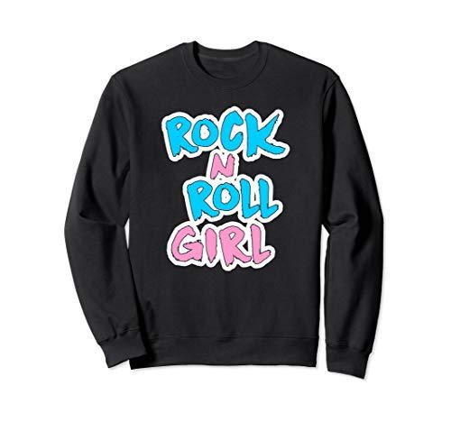(Rock N roll Girl Music Fan)