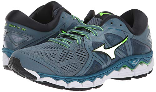 Mizuno Men's Wave Sky 2 Running Shoe 14