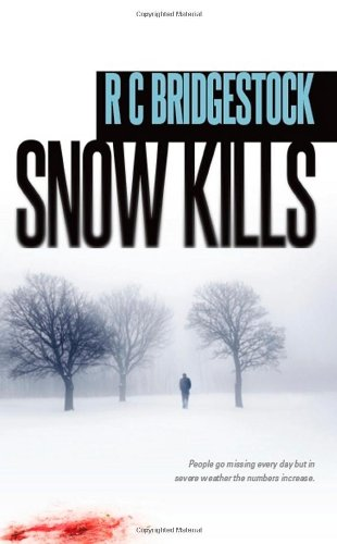 book cover of Snow Kills