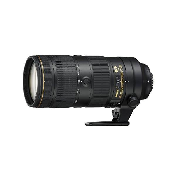 RetinaPix Nikon AF-S Nikkor 70-200mm F/2.8E FL ED VR Camera Lens