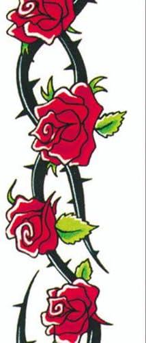 Rosas y espinas de tatuajes: Amazon.es: Juguetes y juegos