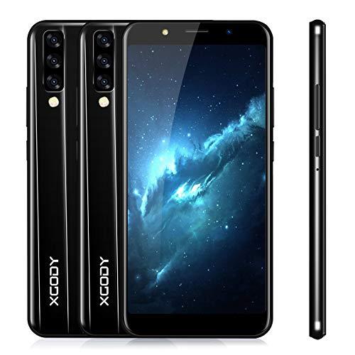 Unlocked Cell Phone P20 Pro, Xgody Android 8.1 Smartphones International Version, Dual Sim Celulares Desbloqueados 6.0 inch Screen 2GB RAM 16GB ROM 2500mAh Battery