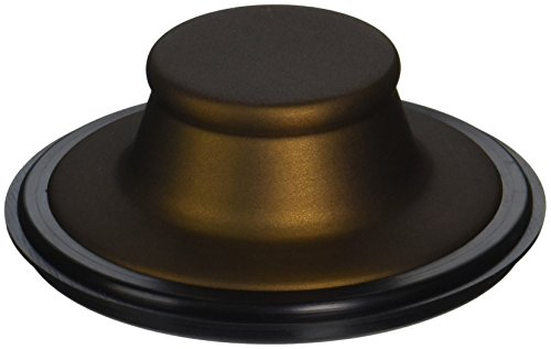 Rohl 744EB I.S.E. Disposal Stopper in English Bronze - Bronze English Soap Dispenser