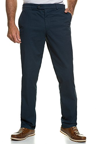 JP 1880 Homme Grandes tailles Chino bleu marine 33 708301 70-33