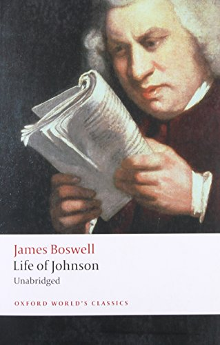 Life of Johnson (Oxford World's Classics)