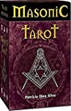 Party Games Accessories Halloween Séance Tarot Cards Masonic Tarot by Patricio Diaz Silva