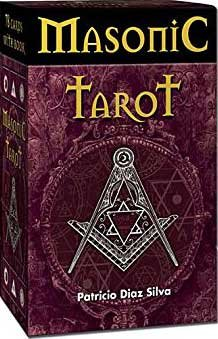 Party Games Accessories Halloween Séance Tarot Cards Masonic Tarot by Patricio Diaz Silva by AzureGreen