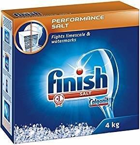 Finish Sal para Lavavajillas 4kg