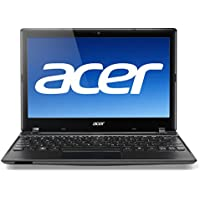 Acer 11.6 Intel Celeron 1.4GHz 2 GB Ram 320 GB HDD Windows 7 Home|AO756-877B2kk (Certified Refurbished)