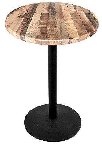 Holland Bar Stool Co. OD2142242B30RRustic Enduro Top Indoor/Oudoor Table, Rustic