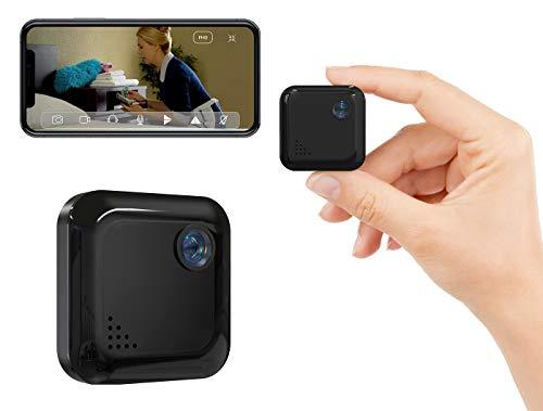 🥇 GazingSure Spy Camera WiFi Wireless Hidden Camera