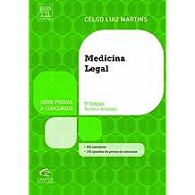 Medicina Legal - Série Provas e Concursos