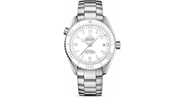 e9c11eaf6 Amazon.com: Omega Seamaster Planet Ocean Ladies Watch 232.30.42.21.04.001:  Omega: Watches