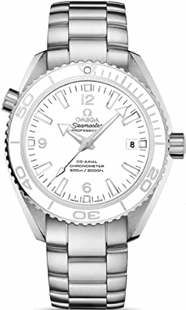 c0f8c7742 Image Unavailable. Image not available for. Color: Omega Seamaster Planet  Ocean Ladies ...