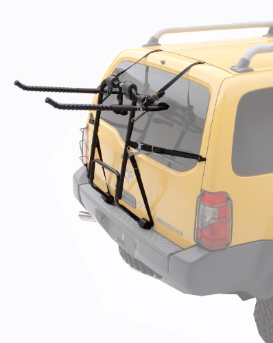 Hollywood Racks F4 Heavy Duty 4-Bike Trunk Mount Rack - Mazda 3 Bike Rack
