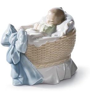 Amazon.com: Un nuevo Tesoro (niña) Lladro Porcelain: Home ...