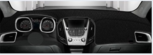 Angry Elephant Black Carpet Dashboard Cover- 2005-2007 Jeep Grand Cherokee With Navigation. Custom Fit Dash Cover, Easy Installation.