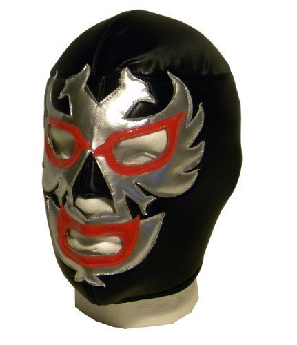 Imperial adult lucha libre Luchador Wrestling mask by Luchadora by Luchadora