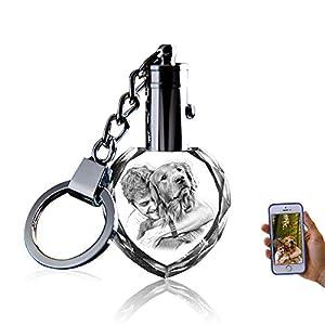 Crystal Keychain Photo