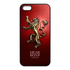 iPhone 5, 5S Phone Case Game of Thrones F5F7444