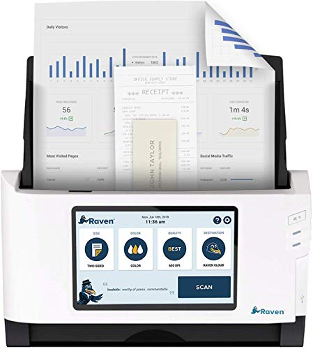 Raven Original Document Scanner
