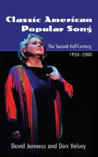 Classic American Popular Song: The Second Half-Century, 1950-2000