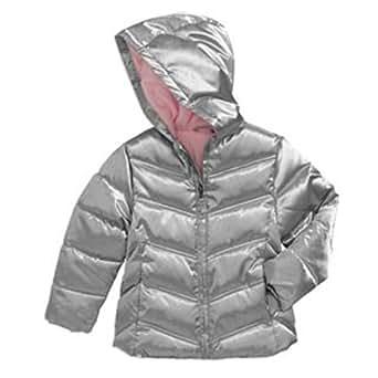 Amazon.com: Healthtex Infant & Toddler Girls Silver Winter