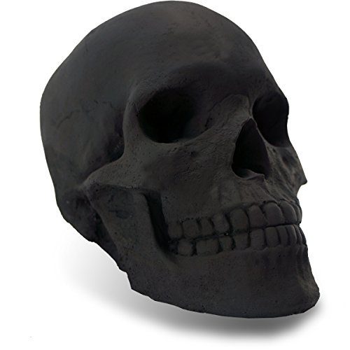 Buy a few and really add to the effect with multiple fire pit skulls hiding in your fire pit or fireplace. Made from high quality, US sourced, fireproof refractory ceramic. The quality and craftsmanship of this fire pit skull comes with a mon...