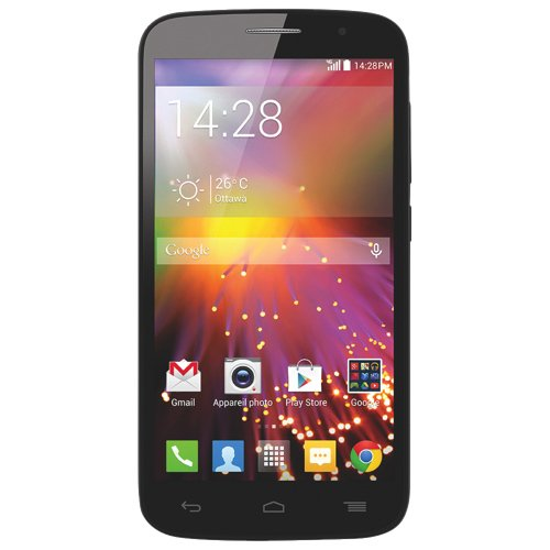 UNLOCKED Alcatel OneTouch Pop Icon 7040T Google Android Phone, Front and Rear Camera, 5MP, 5
