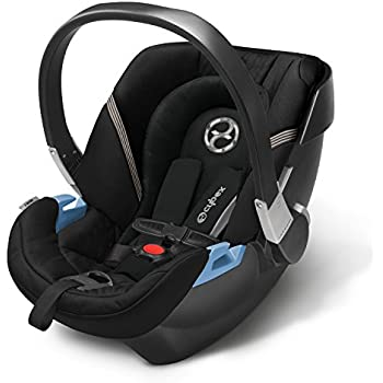 Cybex Aton 2 Infant Car Seat - Charcoal (Discontinued by Manufacturer)